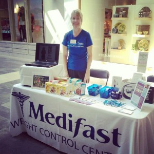 Hey. If your wanting to find out more about how I lost weight with #MediFast and your near SouthPoint Mall in Durham check out my MediFast counselor Mary inside near the information desk. She can answer all your questions. Already 47 pounds down. #EXERCISE #weightloss