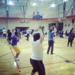 Tuesday Night Zumba Class #durham #Downtown #YMCA #TheFinal30