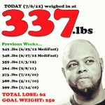Man after my workout and weigh in today I feel like a million bucks. #weightloss #medifast #exercise #wellness