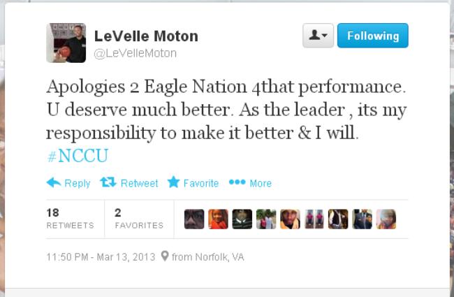Levelle Moton