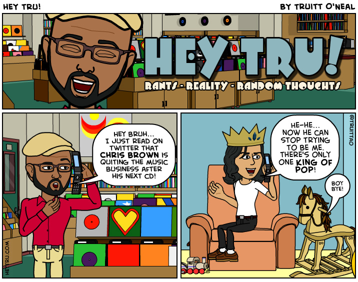 Hey Tru Comics
