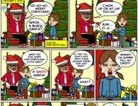 Black Mall Santa, Hey Tru